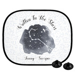 Zodiac Constellations Car Side Window Sun Shade (Personalized)