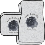 Zodiac Constellations Car Floor Mats (Personalized)