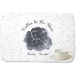Zodiac Constellations Dish Drying Mat (Personalized)