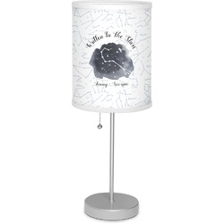 "Zodiac Constellations 7"" Drum Lamp with Shade (Personalized)"