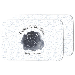 Zodiac Constellations Dish Drying Mat (Personalized)