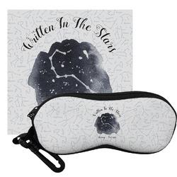 Zodiac Constellations Eyeglass Case & Cloth (Personalized)
