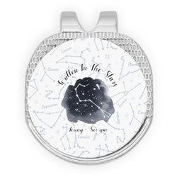 Zodiac Constellations Golf Ball Marker - Hat Clip