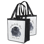 Zodiac Constellations Grocery Bag (Personalized)