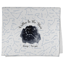 Zodiac Constellations Kitchen Towel - Full Print (Personalized)