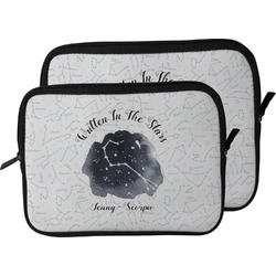 Zodiac Constellations Laptop Sleeve / Case (Personalized)