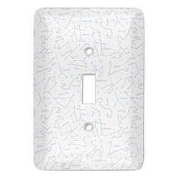 Zodiac Constellations Light Switch Covers (Personalized)