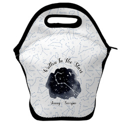 Zodiac Constellations Lunch Bag (Personalized)
