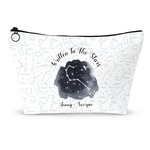 Zodiac Constellations Makeup Bags (Personalized)