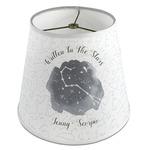 Zodiac Constellations Empire Lamp Shade (Personalized)