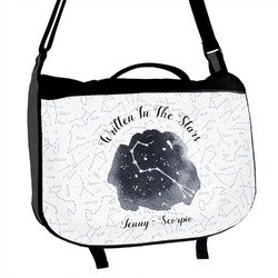 Zodiac Constellations Messenger Bag (Personalized)