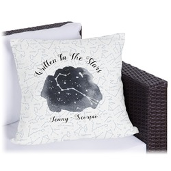 "Zodiac Constellations Outdoor Pillow - 20"" (Personalized)"