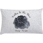Zodiac Constellations Pillow Case (Personalized)