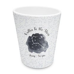 Zodiac Constellations Plastic Tumbler 6oz (Personalized)