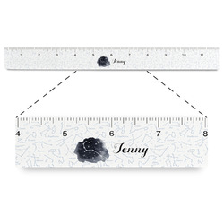 """Zodiac Constellations Plastic Ruler - 12"""" (Personalized)"""