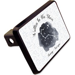"Zodiac Constellations Rectangular Trailer Hitch Cover - 2"" (Personalized)"