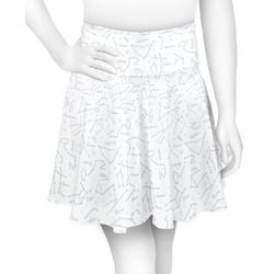 Zodiac Constellations Skater Skirt (Personalized)