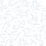 Zodiac Constellations Wallpaper & Surface Covering