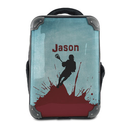 Lacrosse Hard Shell Backpack (Personalized)