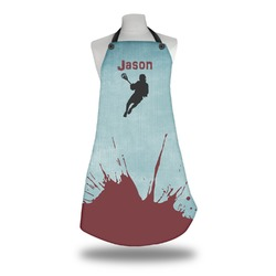 Lacrosse Apron w/ Name or Text