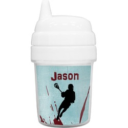 Lacrosse Baby Sippy Cup (Personalized)