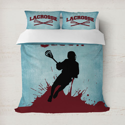 Lacrosse Duvet Covers (Personalized)