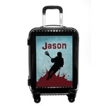 Lacrosse Carry On Hard Shell Suitcase (Personalized)