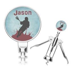 Lacrosse Corkscrew (Personalized)