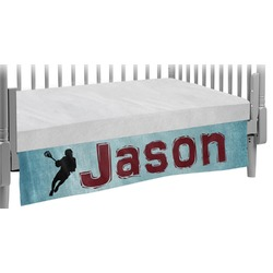 Lacrosse Crib Skirt (Personalized)