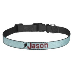 Lacrosse Dog Collar (Personalized)