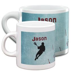Lacrosse Espresso Cups (Personalized)