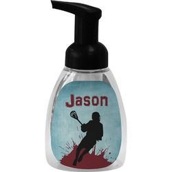 Lacrosse Foam Soap Dispenser (Personalized)