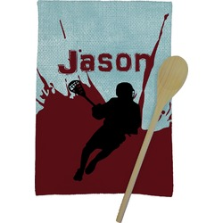 Lacrosse Kitchen Towel - Full Print (Personalized)