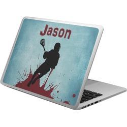 Lacrosse Laptop Skin - Custom Sized (Personalized)