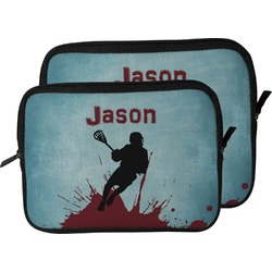 Lacrosse Laptop Sleeve / Case (Personalized)