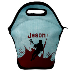 Lacrosse Lunch Bag (Personalized)