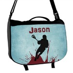 Lacrosse Messenger Bag (Personalized)