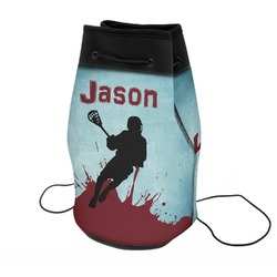Lacrosse Neoprene Drawstring Backpack (Personalized)