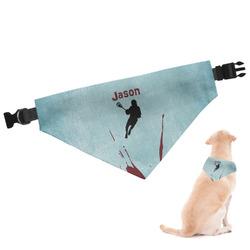 Lacrosse Dog Bandana (Personalized)