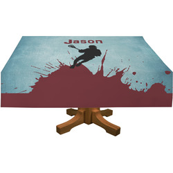 Lacrosse Tablecloth (Personalized)
