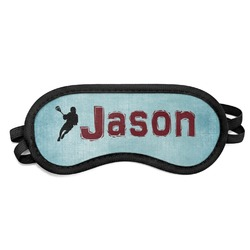 Lacrosse Sleeping Eye Mask (Personalized)