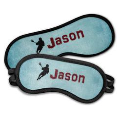 Lacrosse Sleeping Eye Masks (Personalized)