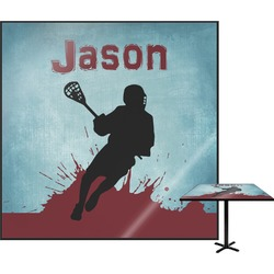 Lacrosse Square Table Top (Personalized)