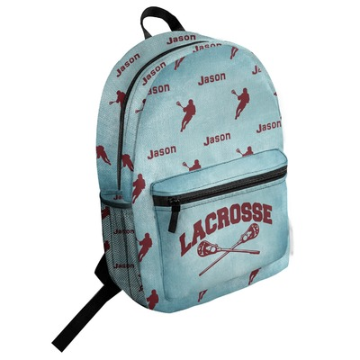 Lacrosse Student Backpack (Personalized)