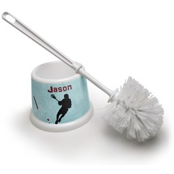 Lacrosse Toilet Brush (Personalized)