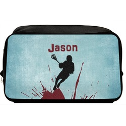 Lacrosse Toiletry Bag / Dopp Kit (Personalized)