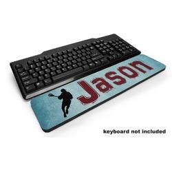 Lacrosse Keyboard Wrist Rest (Personalized)