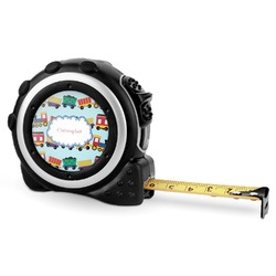 Trains Tape Measure - 16 Ft (Personalized)
