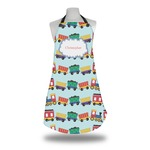 Trains Apron (Personalized)