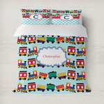 Trains Duvet Covers (Personalized)
